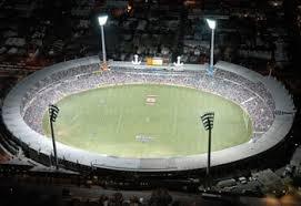 Patersons Stadium (Subiaco Oval) Subiaco  Western Australia