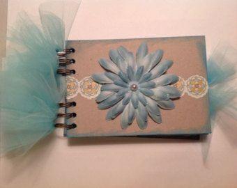 scrapbook album by 3sisters3daughters on Etsy