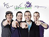 #6: Impractical Jokers cast reprint signed autographed photo #6 Sal Murr Joe Q TruTv