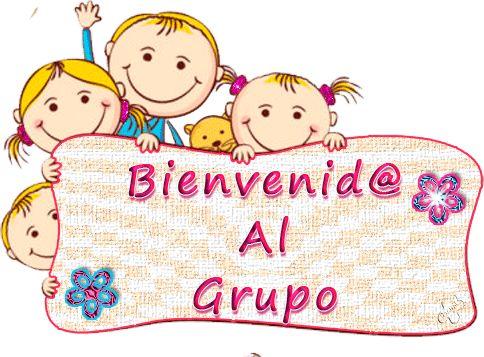 GIFS : BIENVENIDOS AL GRUPO