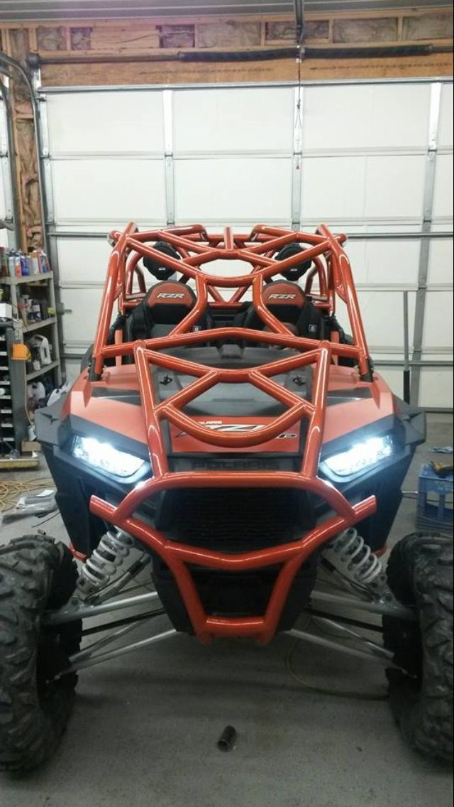 Polaris Rzr 1000 Offroad buggy cage TWISTED WERKZ OFFROAD