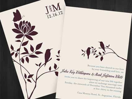 tarjetas de invitacion para bodas + (1)