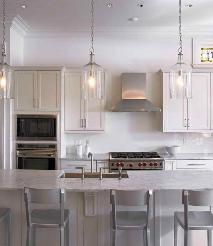 New Kitchen Island Crystal Pendant Lighting At Xx12.info