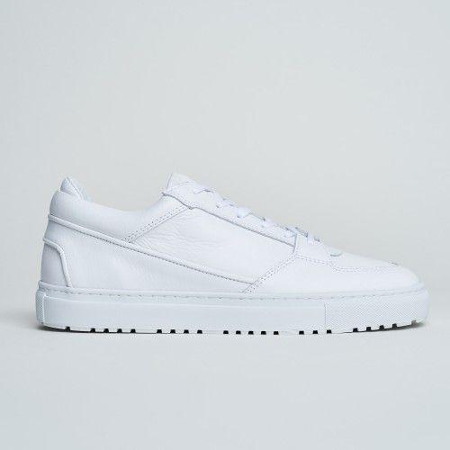 ETQ. Amsterdam Low Top 3 Sneaker White