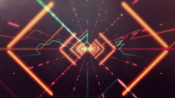 """Video background intro for """"KAZAKY"""" band show 2013 by Alexey Romanowski, via Behance"""