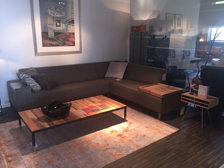 Gelderland bank 6511 by Jan des Bouvrie gepresenteerd door Scherer Design te Uithuizermeeden #gelderlandmeubelen #dutchdesign #interieur #schererdesign