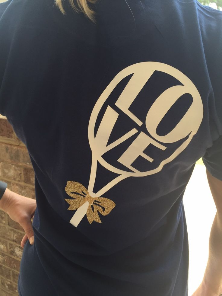 Short Sleeve Tennis Shirt by SouthernScriptSC on Etsy
