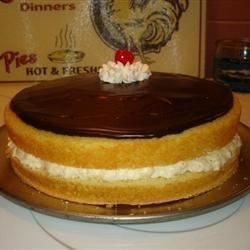 A light and delicious Bavarian cream that can be eaten as a mousse, or used to fill cakes and pastries.