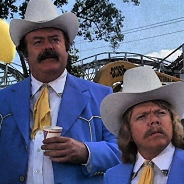 Because He S Thirsty Dummy Big And Little Enos Burdett