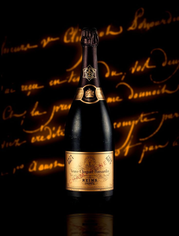 First veuve clicquot vintage champagne auction at sotheby