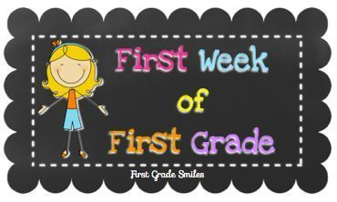 Lessons, ideas, activities to help you get through the first week of first grade! Back to school will be a breeze with these activities.