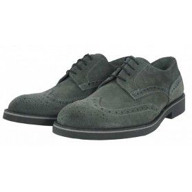 Scarpe stringate Ston Comfort Uomo #scarpe #uomo #stringate #derby #brogue #camoscio #StonComfort