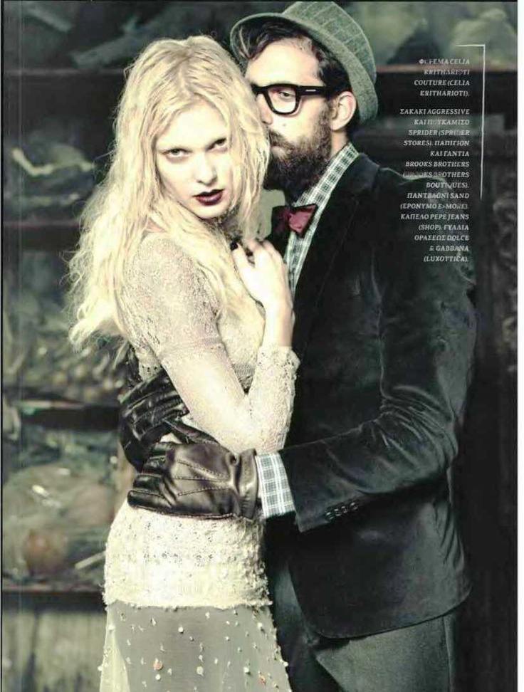 Esquire GR, January 2012