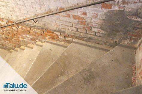 Salpeter aus dem Keller-Mauerwerk entfernen – DIY-Anleitung