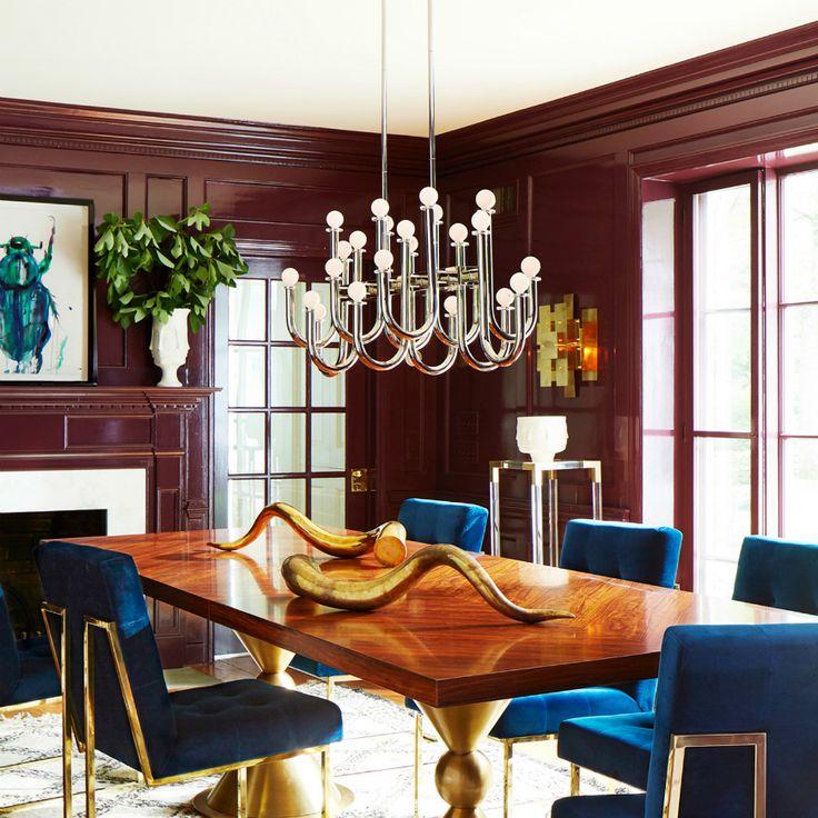 Best 25+ Modern dining room lighting ideas on Pinterest   Modern ...