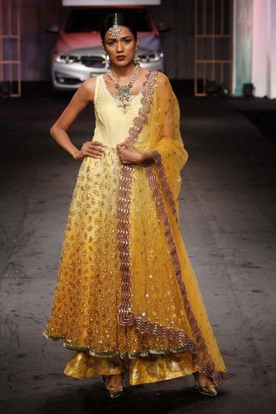 Best of Indian Bridal Fashion Week, August 2014 | Mine Forever