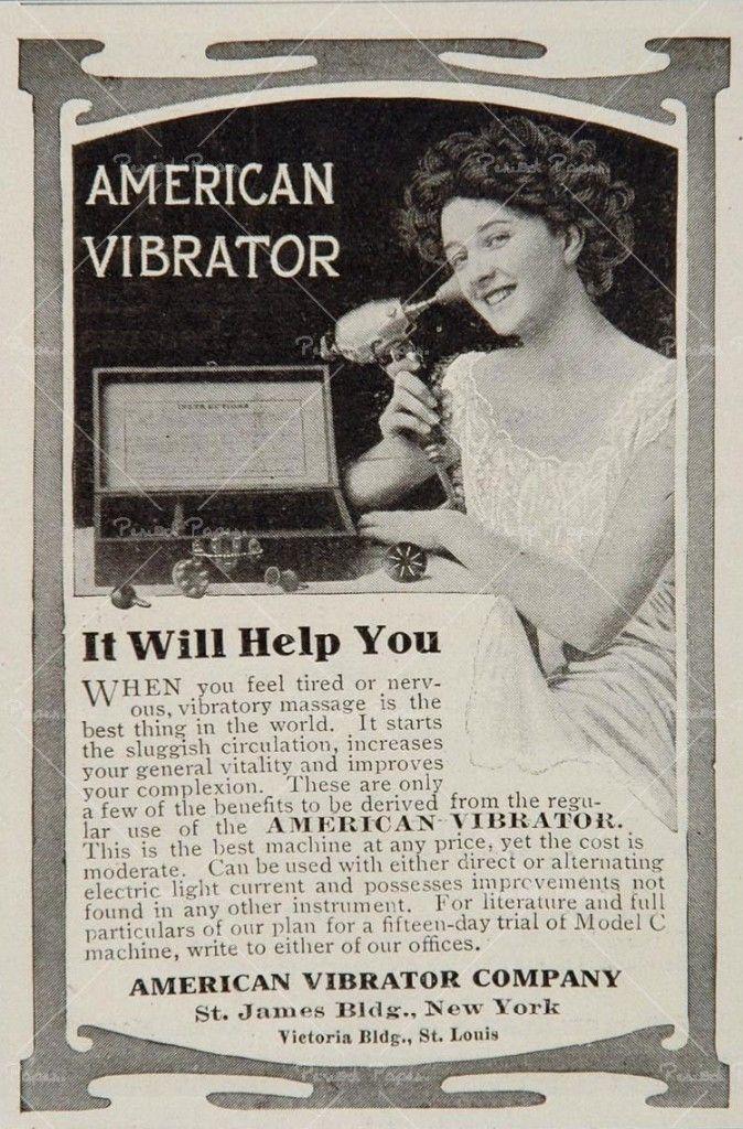 """Los primeros vibradores de la historia, creados en 1869, eran recetados para calmar a las pacientes de """"histeria femenina"""""""