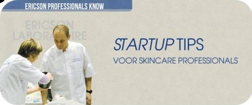 Startup Tips voor Skincare Professionals