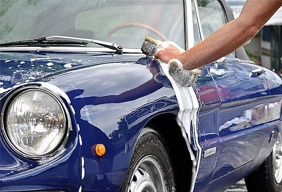 Los mejores consejos para tener tu coche brillante y reluciente #coche #limpieza #consejos #NoticiasTorcal