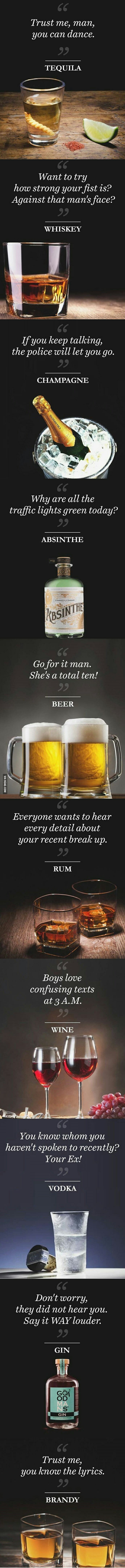 Alcohol... - 9GAG                                                                                                                                                     More