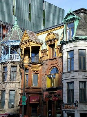 The #French #Mouse: #Montreal #architecture....