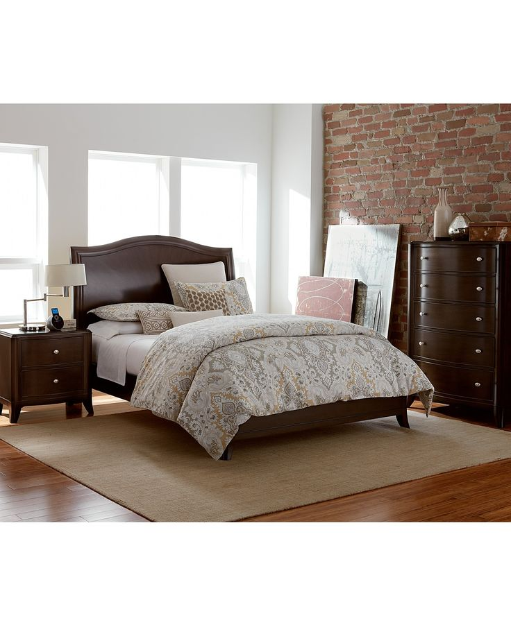 Nason 3 Piece Set, Only At Macy's, : Queen Bed, Nightstand