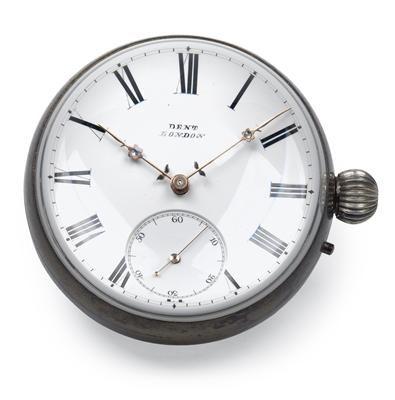 Kugeluhr mit Chronometerhemmung Dent London