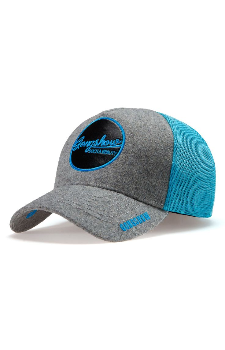 Beauty Since Day 1 Womens Hockey Blue Hat - Gongshow Gear - Lifestyle Hockey Apparel