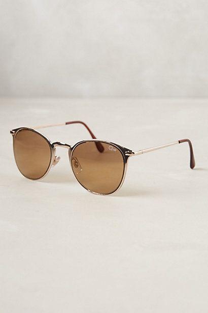 Midsummer Sunglasses - anthropologie.com