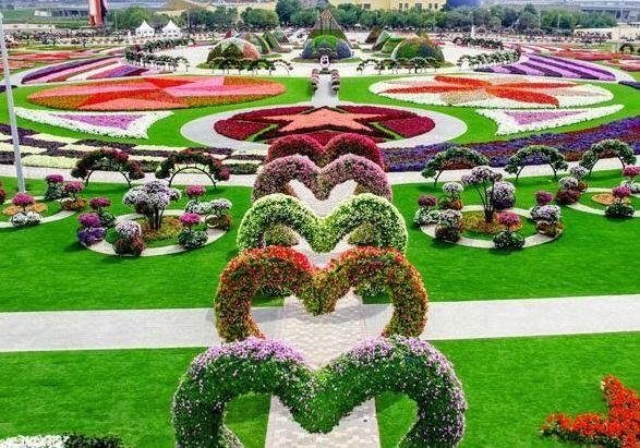 Taman Wisata Kebun Bunga Bandungan