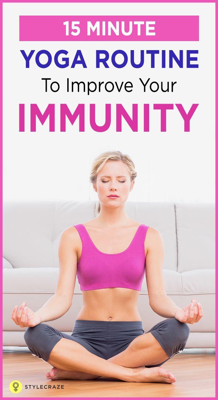 Exercice Du Yoga  :     Love yoga? Mais pas de temps pour faire de l'exercice? Cette séance d'entraînement de yoga de 15 minutes est une excellente façon de vous donner un début de bouleversement. C'est à propos de quoi? Et comment ces 10 à 15 minutes de séquence de yoga dans les... - #Yoga