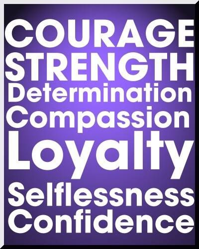 Quotes About Strength And Determination: 63 Best Cancer Survivor Quotes From The Lymphoma Club