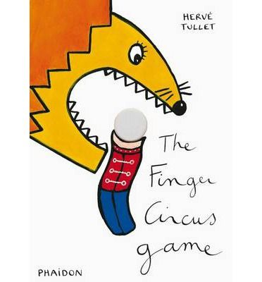 A fun and interactive game of finger puppets at the circus.