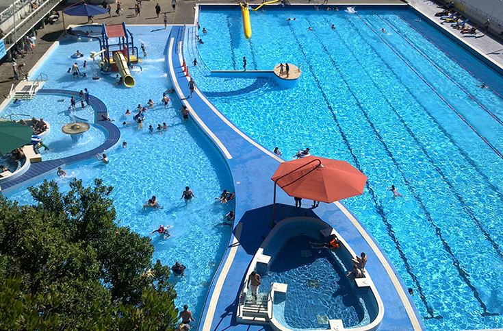 Auckland's Best Swimming Pools: Summer has officially started which pretty much means three things: ice cream, cocktails and swimming.