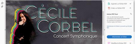 Concert Orchestre Universitaire Avec Cécile Corbel