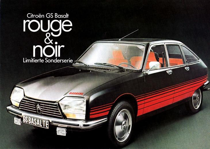 1977 Citroen GS Basalte