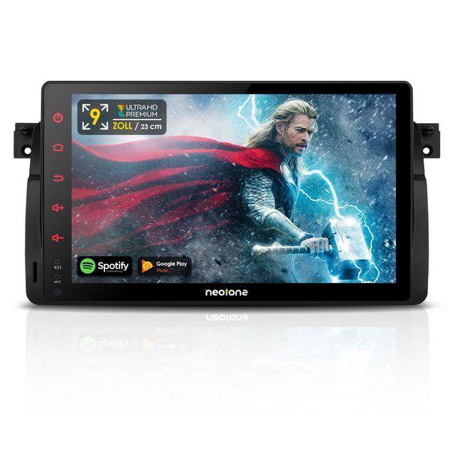 Bwx N8046 Autoradio 2 Din Android Mit Navi Fur Bmw 3 Serie E46 M3 Autoradio