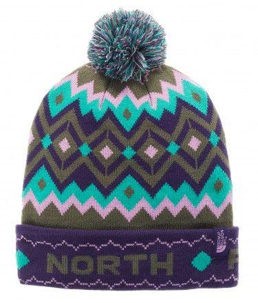 The North Face Ski Tuke V Beanie Garnet Purple