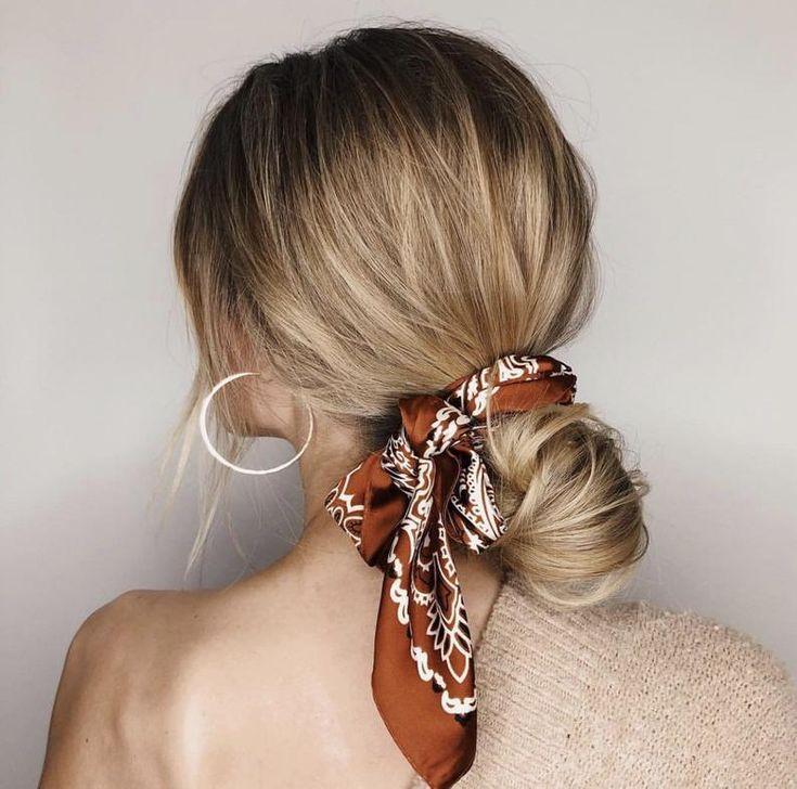 Silk Series Scarves   Hair Scarf   Neckerchief   Braid Scarf   Bandanna Paisley