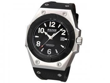 Relógio Masculino Magnum MA30927T - Analógico Resistente à Água Calendário. Promoção por apenas R$ 599,90