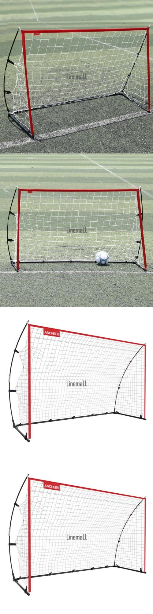 Training Aids 159119: 12 X 6Ft Football Soccer Goal Post Net With Bow Frame Outdoor Football Match -> BUY IT NOW ONLY: $58.28 on eBay!