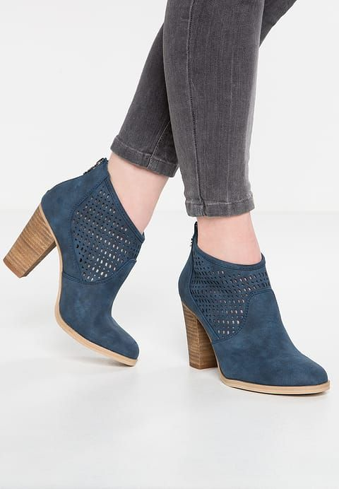 XTI Ankle boots - jeans for £49.99 (17/04/17) with free delivery at Zalando