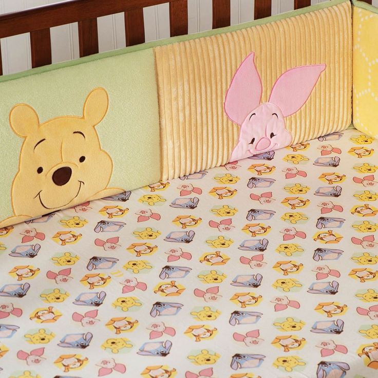 Fantastic winnie the pooh baby furniture for the bed covers design with cute decoration in - Cute winnie the pooh baby furniture collection ...