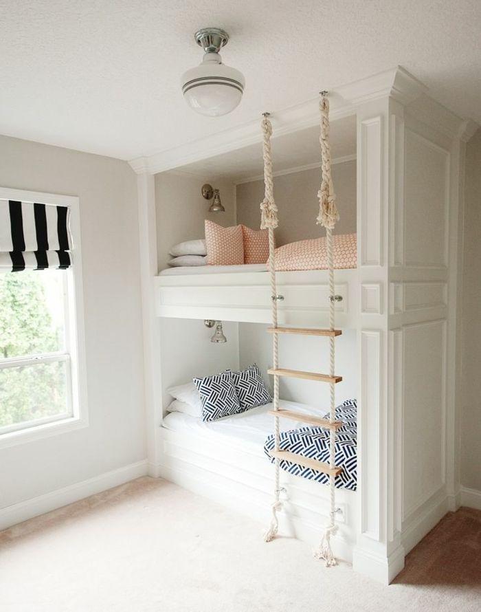 Le lit mezzanine ou le lit supersposé? Quelle variante ...