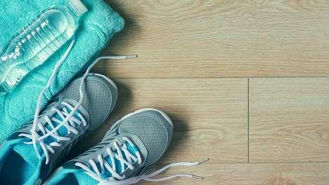 Je kan je hele lichaam trainen met alleen een ... handdoek