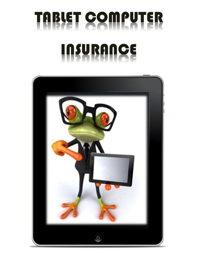 Tablet computer insurance is a best way to protect our valuable device against accidental damages such as cracked screen, mechanical breakdown, liquid damage and others. Find out more via this Pdf Document or just log on http://www.trueinsurance.com.au/tablet-insurance