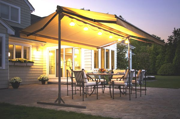 Deck Awning Ideas | outdoortheme.com