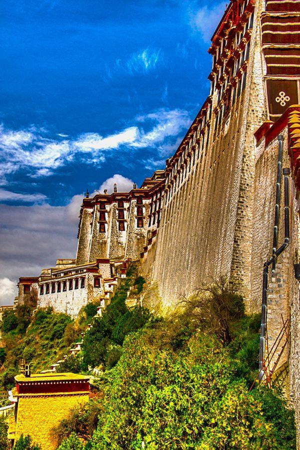 Potala Palace ~ Lhasa, Tibet