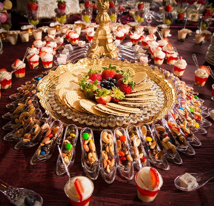 Dessert Station With Fruits And Candy Chocolate Indian Shaadi Wedding Southasian