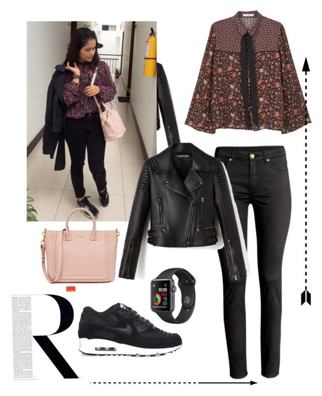 """Sin título #7"" by julygm93 on Polyvore featuring moda, MANGO, NIKE y Ultimate"